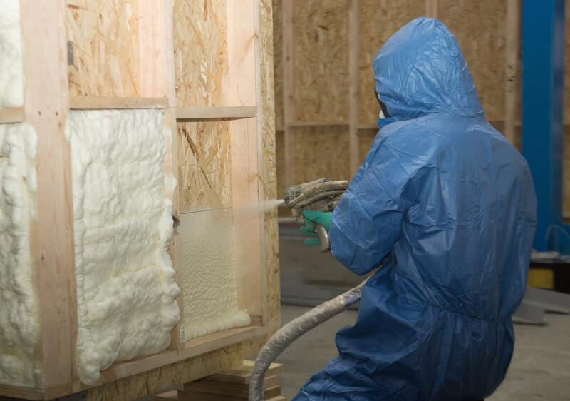 Installation Foam Insulation Contractors