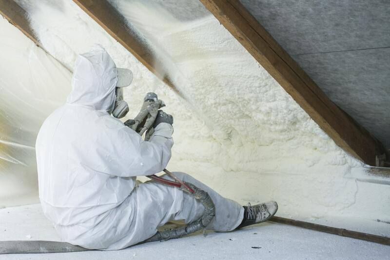 Installer Spray Foam Insulation Contractors