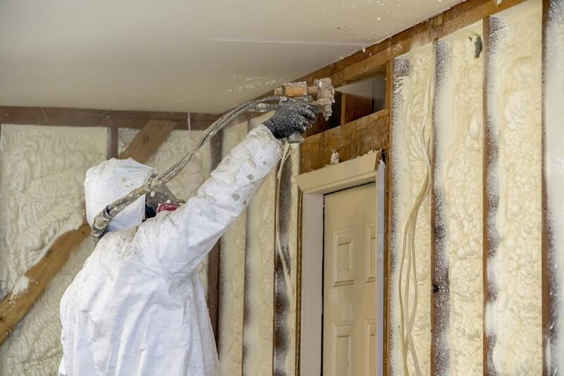 Spray Foam Insulation Installer Panama City, FL