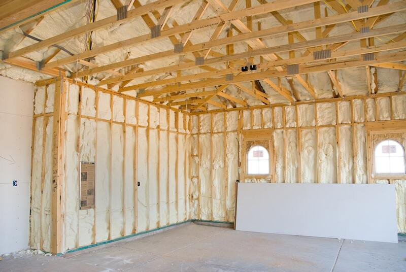 Spray Insulation Panama City, FL